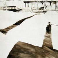 De schaduw | 2010 | Olieverf op doek