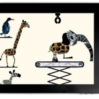 (Te) gekke dierentuin | 2012 | App, gemengde techniek