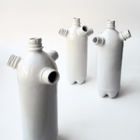 Bottle vase | 2010 | Steengoed
