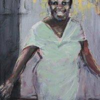 Bessie Smith | 2012 | Acrylverf