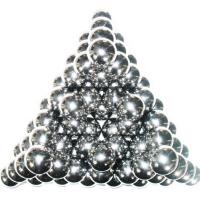 STAGES | 2012 | Doorlopende serie en composities, stalen flipperkast ballen, magneten