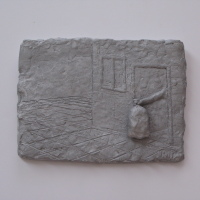 Beweging I | 2004 | Aluminium