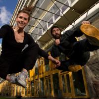 Sara Mattens & Jeffrey Croese, Suburban Knights, foto© Hervé Hubert | 2011